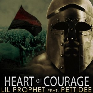 Lil Prophet – Heart of Courage (Feat. Pettidee)